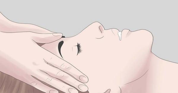طريقة عمل مساج لفروة الرأس
