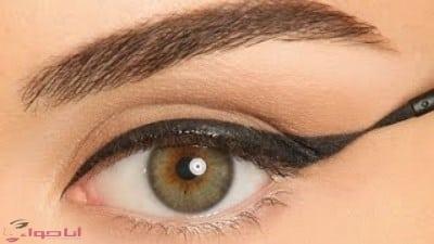 طريقة عمل مكياج عيون بسيط