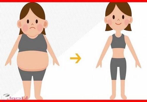 ازالة الكرش بعد الولادة القيصرية