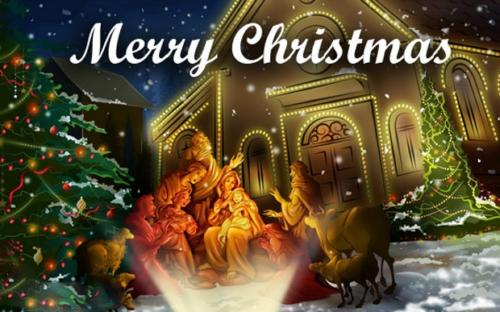 تهنئة عيد الميلاد
