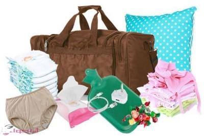 ملابس الام بعد الولادة