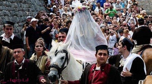 اغرب عادات الزواج في العالم