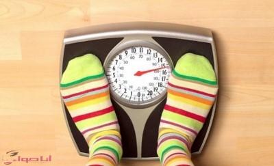 الوزن المثال للحامل