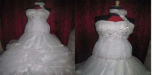صور فستان عروس