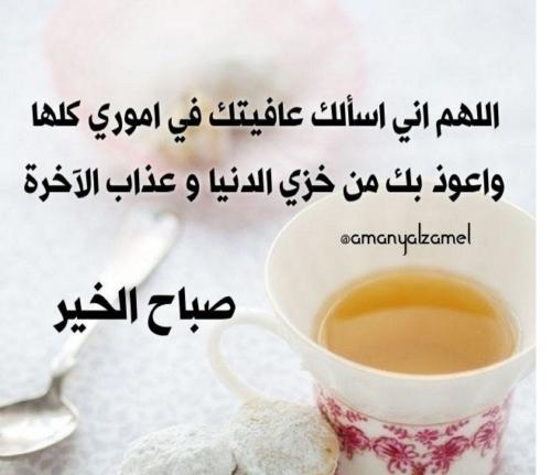 اجمل صباح الخير