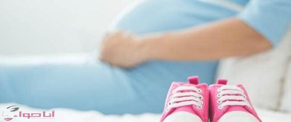 علامات الحمل ببنت