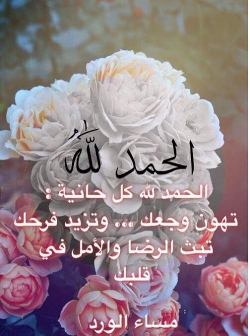 عبارات عن مساء الخيررسالة مساء الخير