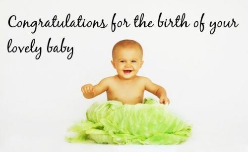 صور تهنئة بالمولود