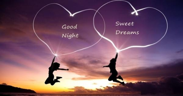 مساء الخير حبيبي