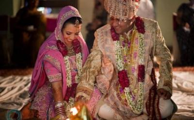 اغرب عادات الزواج في الهند