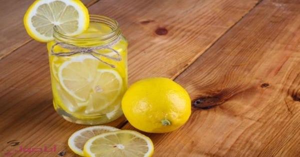 تحليل الحمل بالملح والليمون