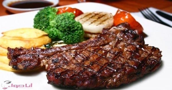 طريقة عمل ستيك اللحم