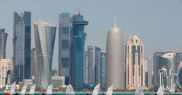 عدد سكان قطر