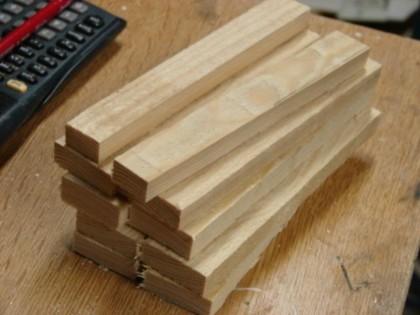 كيف استفيد من قطع الخشب الصغيرة (Copy)