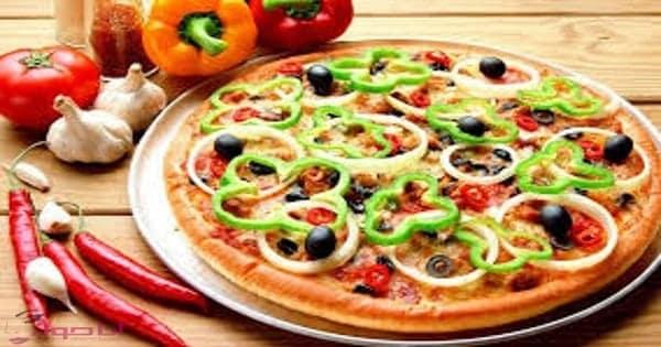مقادير عجينة البيتزا