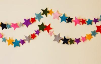 نجوم اتزيين الاباجورة -2