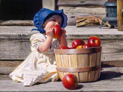 فوائد التفاح الاحمر للجسم