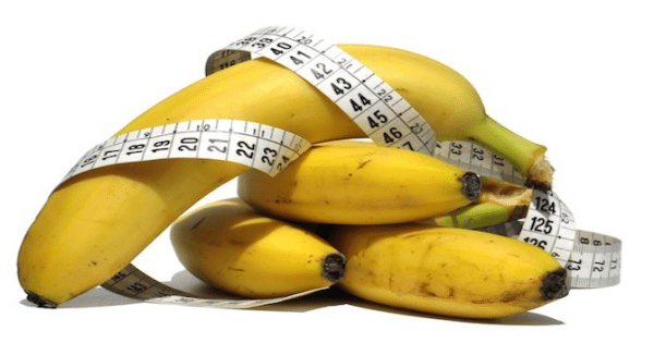 ريجيم الموز