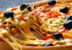 طريقة عمل البيتزا بالصور خطوة خطو -2