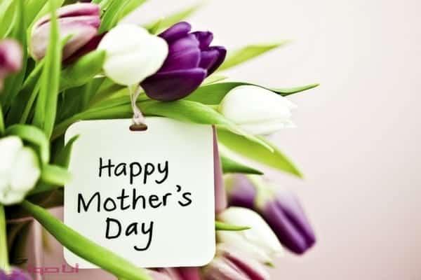 موضوع تعبير عن عيد الأم