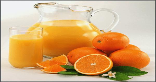 فوائد البرتقال لسرطان الكبد