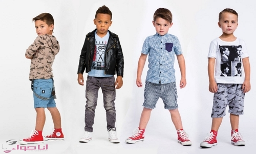 e8d26b1c4 صور ملابس اطفال روعة احدث الموديلات العالمية - مجلة انا حواء