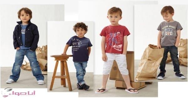 4e67855d968e9 لبس اطفال أحدث وارقي الموديلات الحديثة - مجلة انا حواء