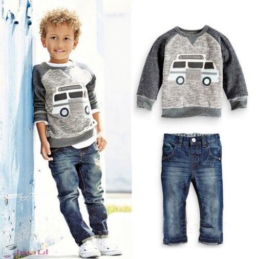 350d876825141 ملابس اطفال ولادي شاهدي ارقي الماركات العالمية - مجلة انا حواء