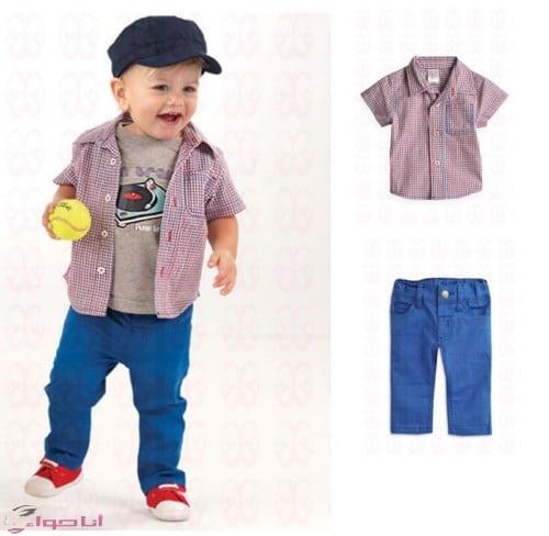 a7c32fc72 نصائح هامة قبل شراء ملابس اطفال اولاد - مجلة انا حواء