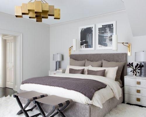 اجمل غرف النوم للعرسان