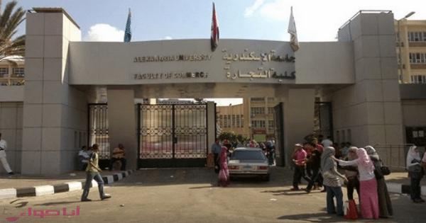 نتيجة كلية التجارة جامعة الإسكندرية 2017 -2
