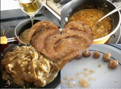 طريقة عمل العجمية لحشو كحك العيد
