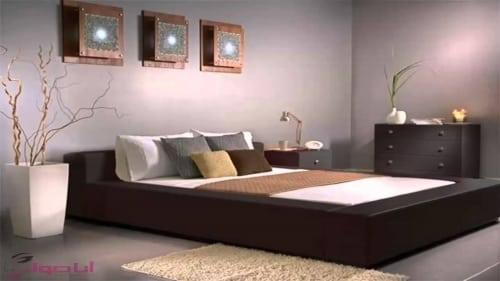 غرف نوم مودرن وكلاسيك اجمل 100 صور غرف نوم   مجلة انا حواء