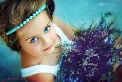 خلفيات اطفال بنات جميلة 2