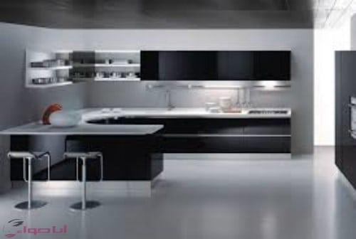 ديكورات بسيطة للمطبخ