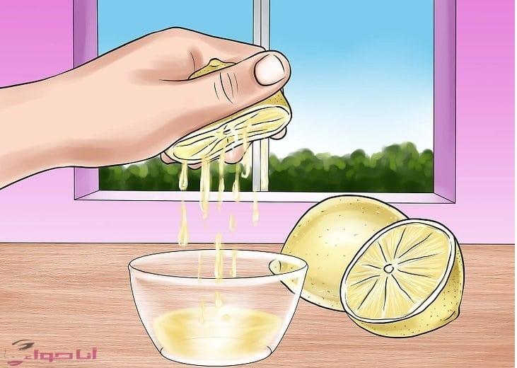 فوائد الليمون لتطويل الشعر
