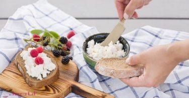 افضل انواع الجبن للتخسيس