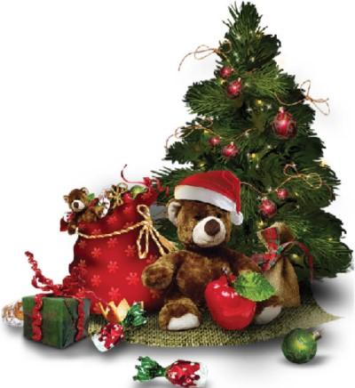 أصل شجرة عيد الميلاد
