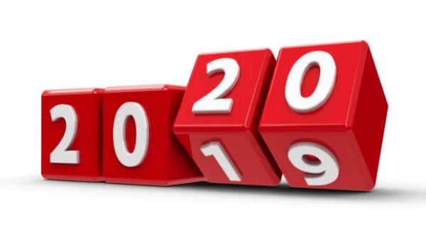 تهاني راس السنه الجديدة 2020