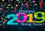 رسائل بمناسبة السنة الجديدة 2019