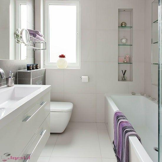 ديكورات حمامات 2018