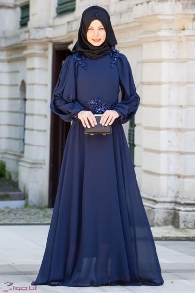 فستان سهرة فخم للمراهقات