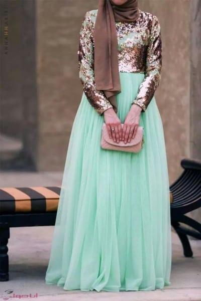 احدث موديلات الفساتين