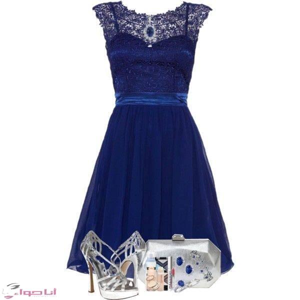 الفستان المناسب للجسم الممتلئ
