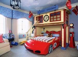 غرف نوم رقيقة