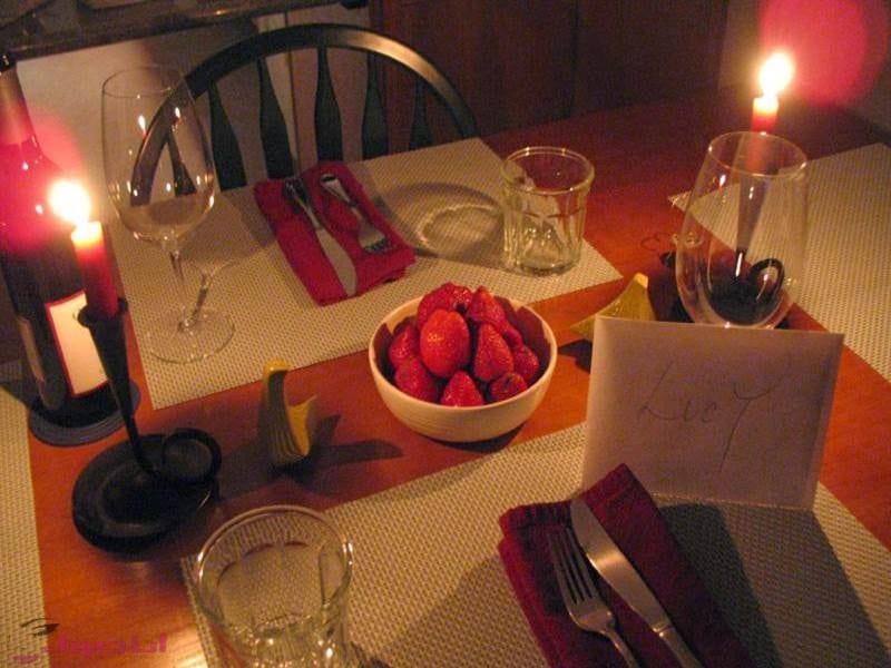 نصائح لسهرة رومانسية مع زوجك