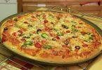 اسهل طريقة لعمل البيتزا فى المنزل بالصور