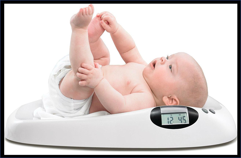 حساب الوزن المثالي للاطفال