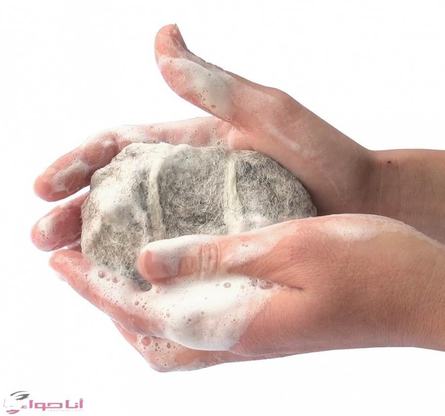 صابونة الطاووس مع مرطب