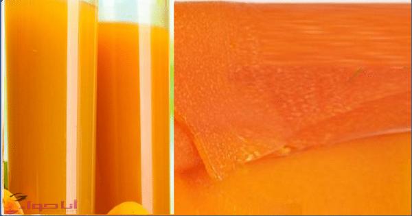 طريقة عمل عصير قمر الدين المجفف [2]
